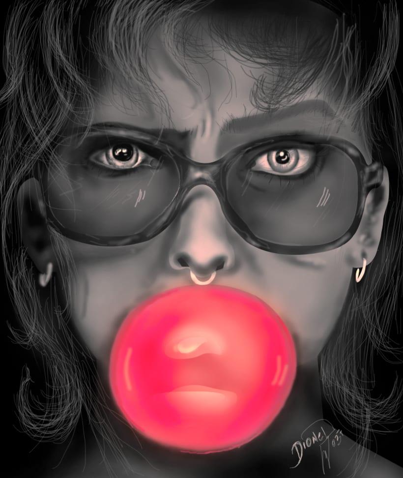 Bubble Gum 1