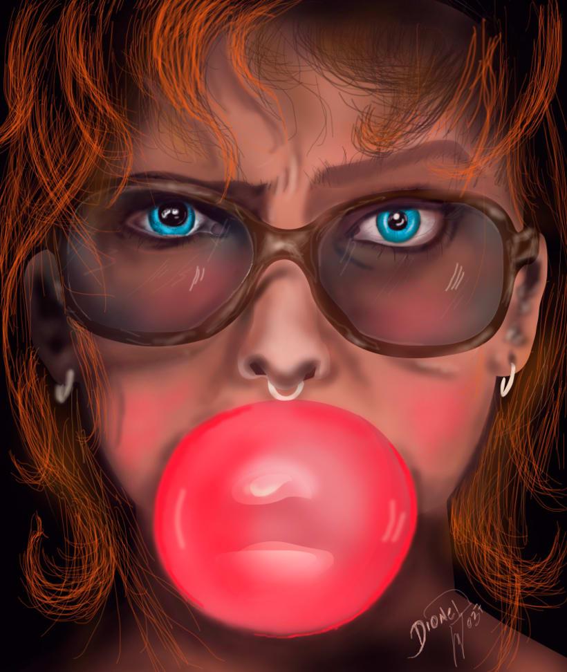Bubble Gum 3