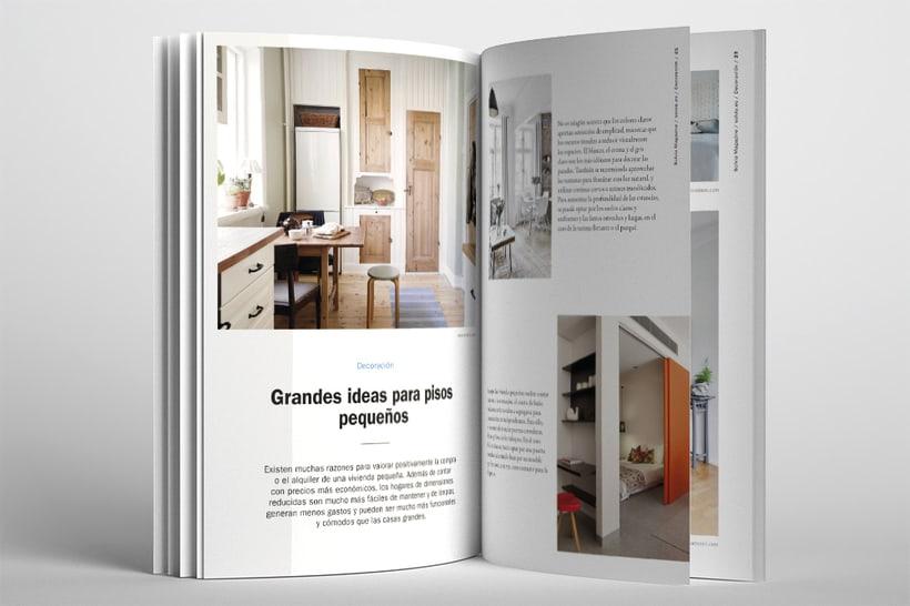 Solvia Magazine -1