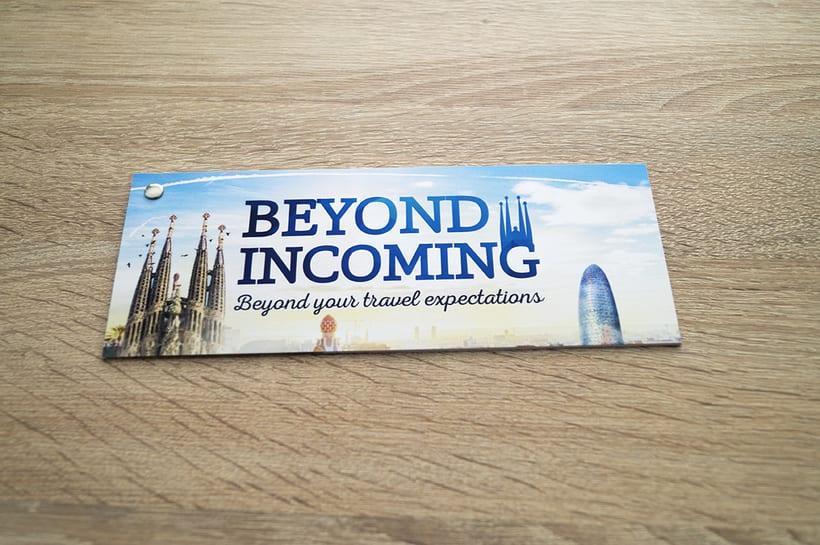 Creatividades para Beyond Incoming 0