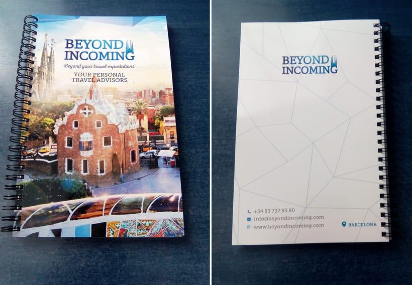 Creatividades para Beyond Incoming 4