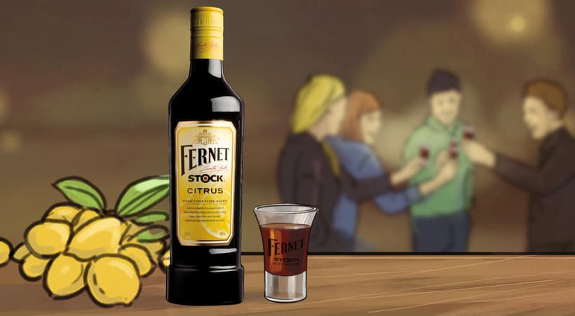 AD Storyboard / Fernet Stock Citrus 9