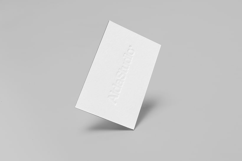 AidaStudio Business Cards -1