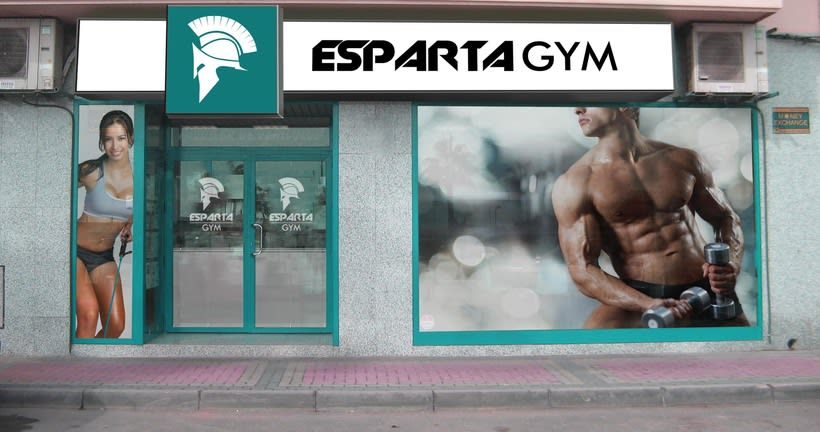 Esparta gym 1