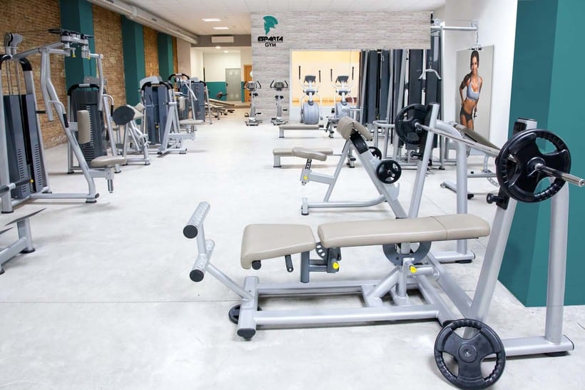 Esparta gym 6