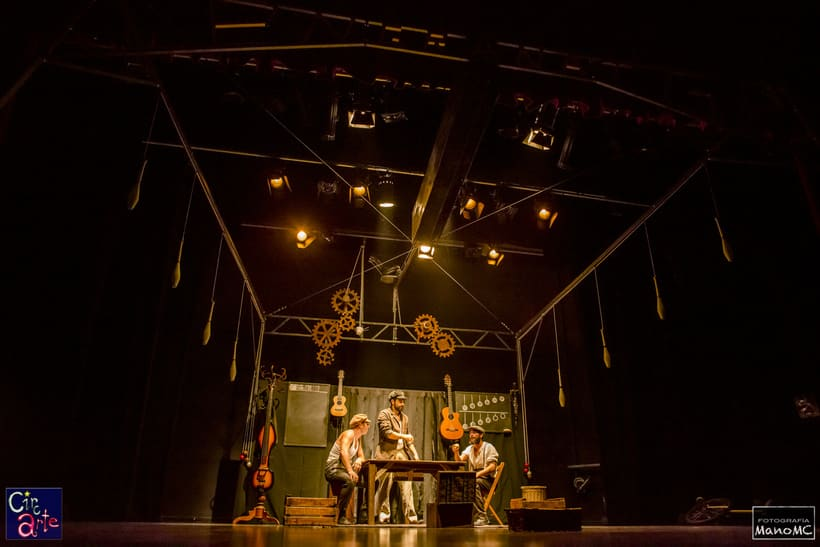 Cobertura fotográfica en el Festival Circarte 2016 1