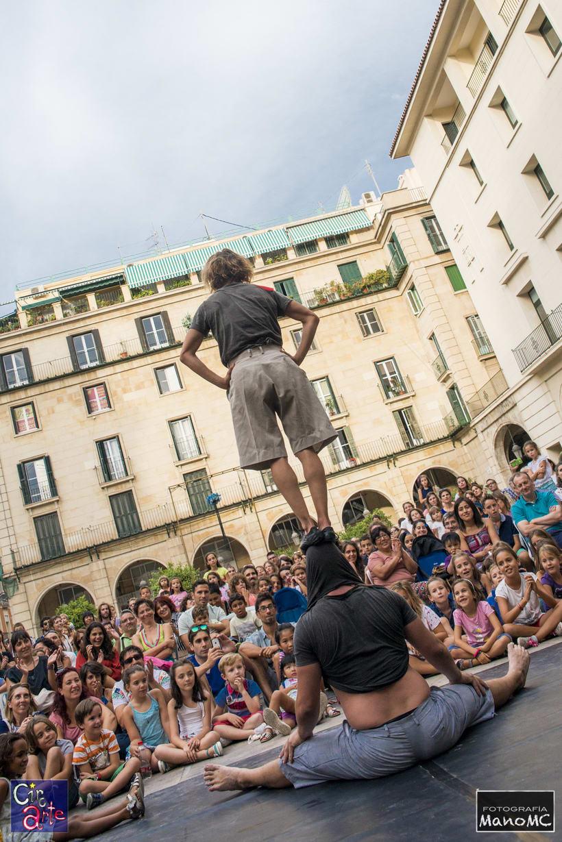 Cobertura fotográfica en el Festival Circarte 2016 3