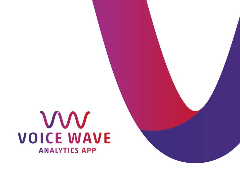 Voicewave - Analytics app 1
