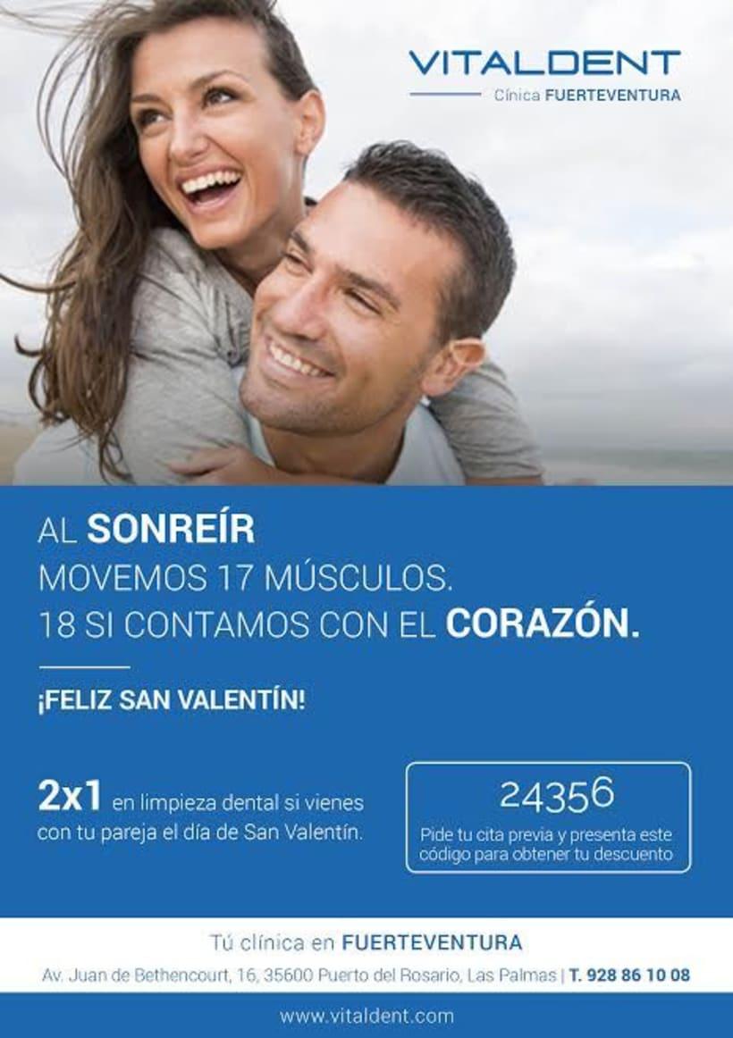 Vitaldent promoción San Valentín -1