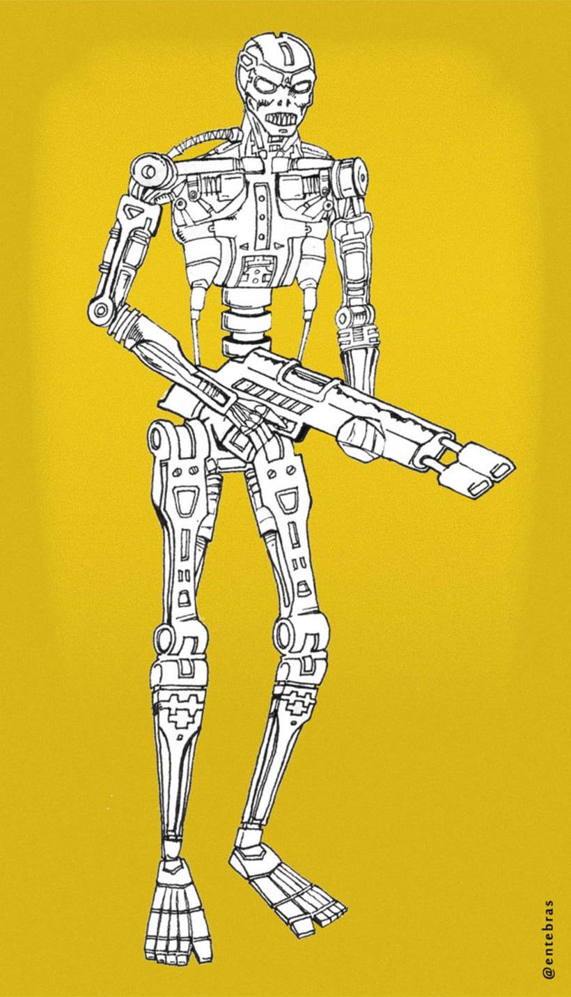 Robocop and Terminator Tribute 1
