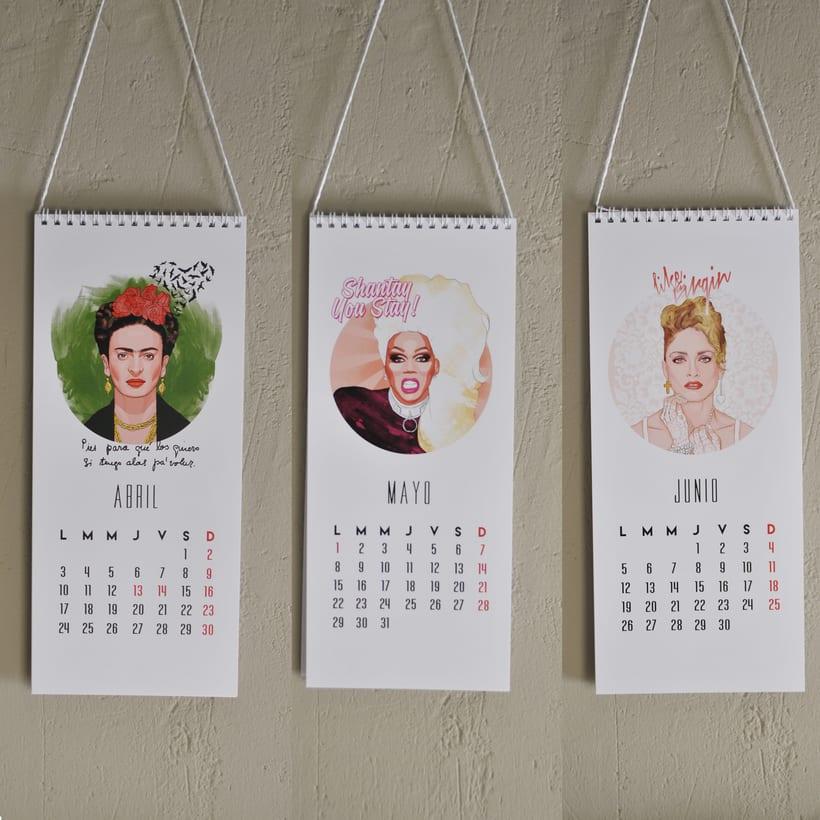 ICONIC: Retratos ilustrados personalizados de iconos famosos. 4