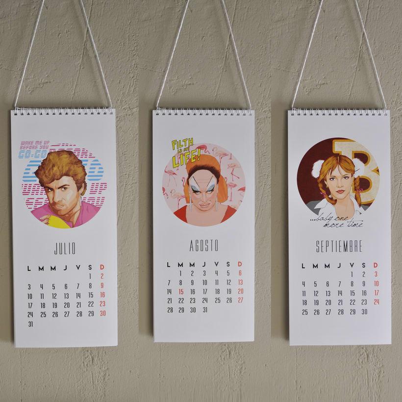ICONIC: Retratos ilustrados personalizados de iconos famosos. 5