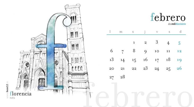 Calendario 2017 2