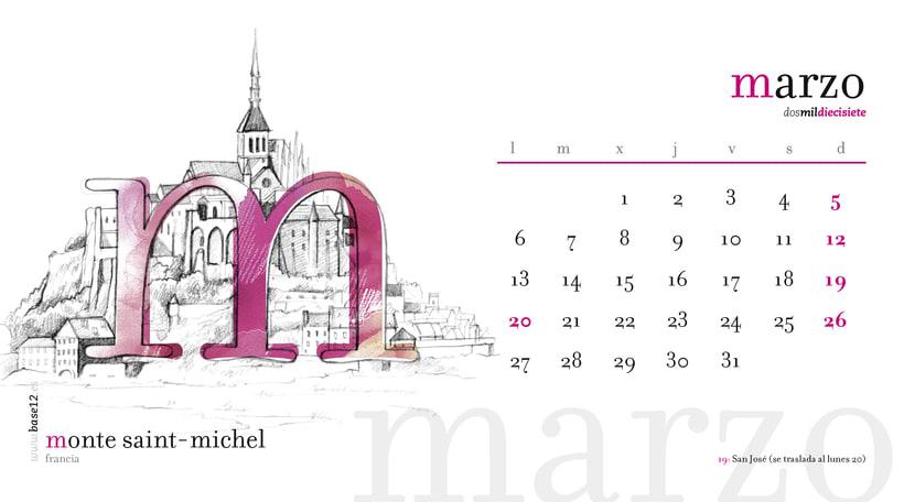 Calendario 2017 3