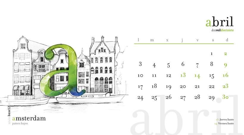 Calendario 2017 4