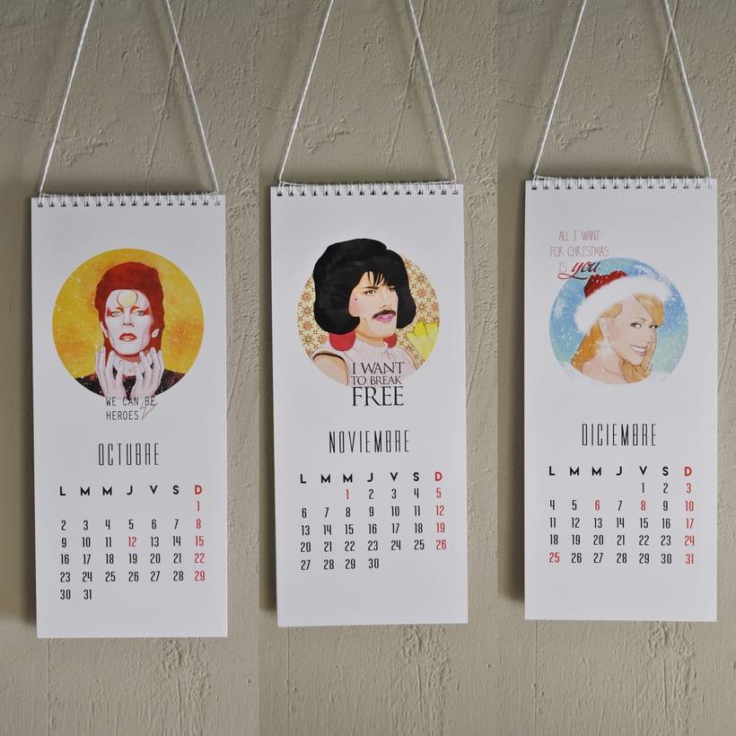 ICONIC: Retratos ilustrados personalizados de iconos famosos. 6