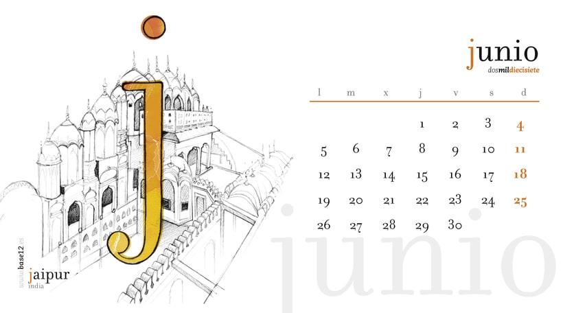 Calendario 2017 6