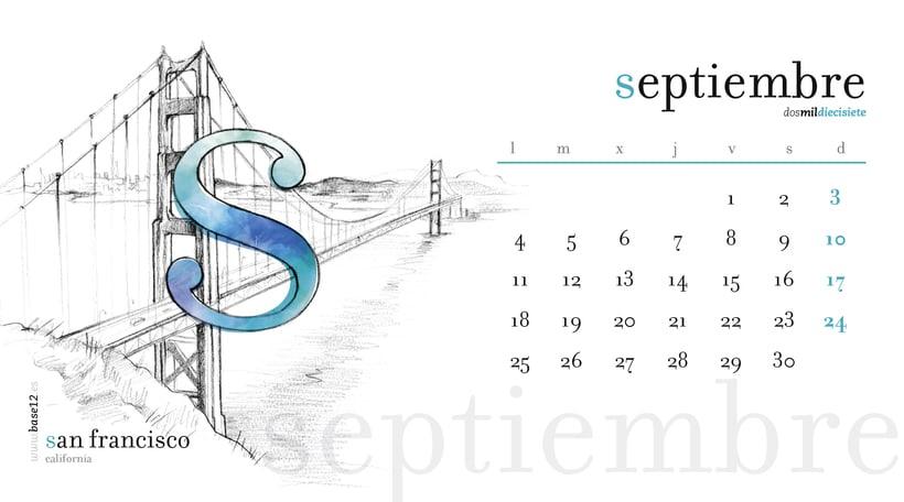Calendario 2017 9