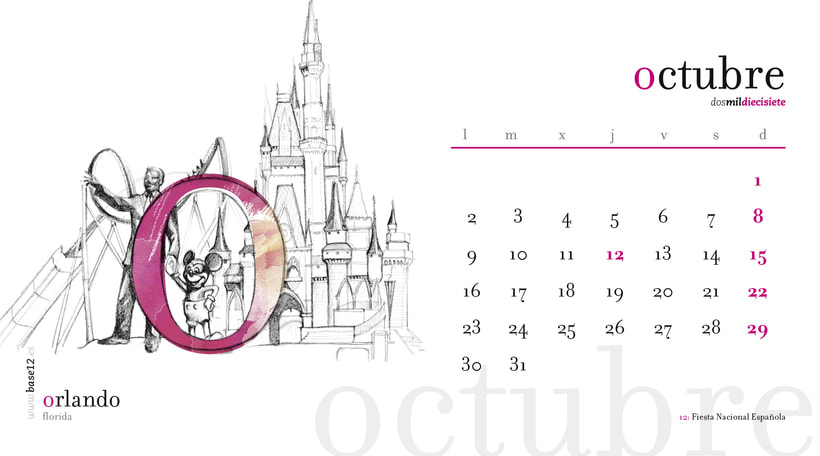 Calendario 2017 10