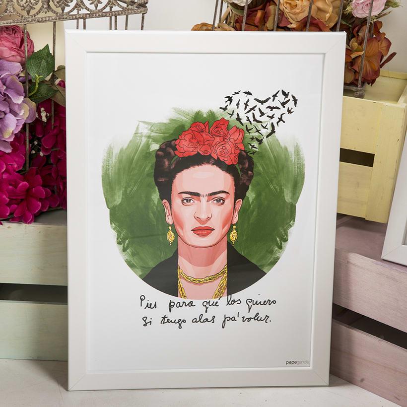 ICONIC: Retratos ilustrados personalizados de iconos famosos. 8