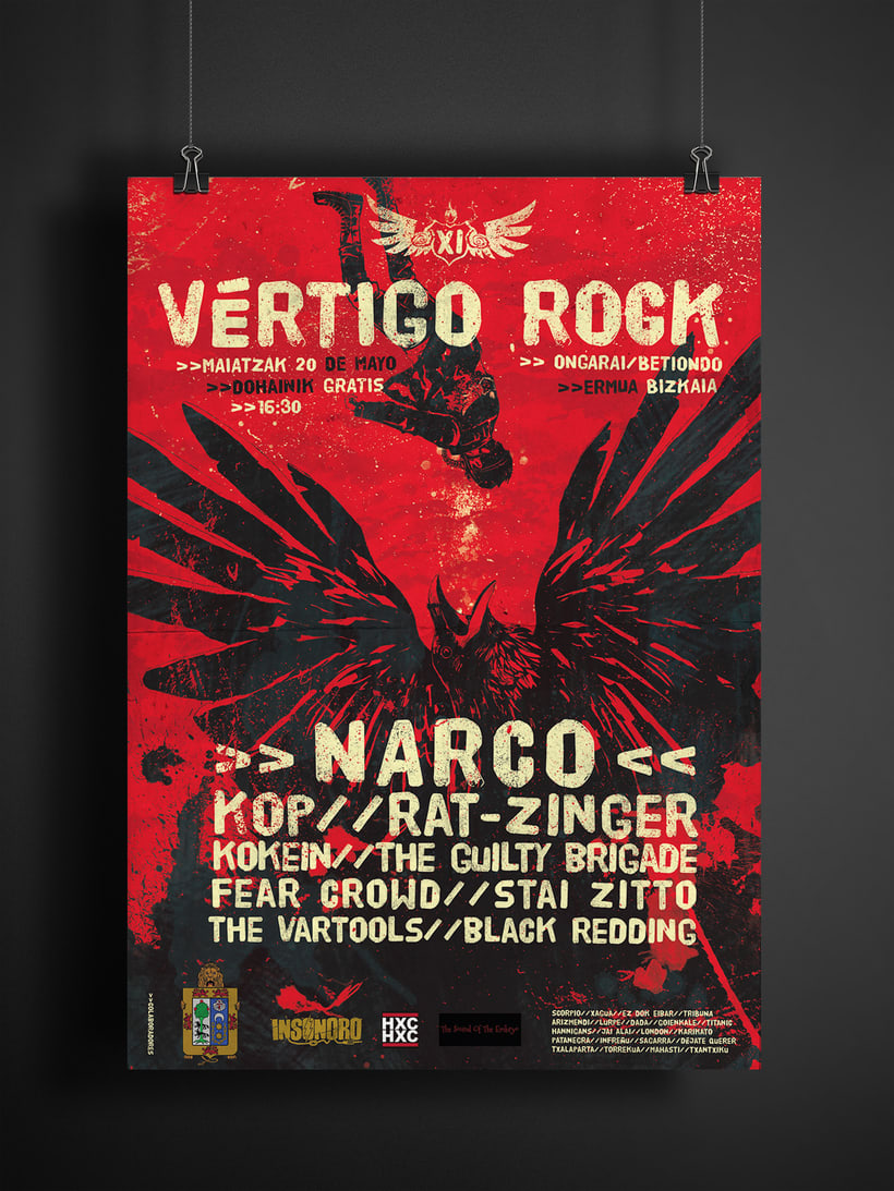 Vértigo Rock 2017 0