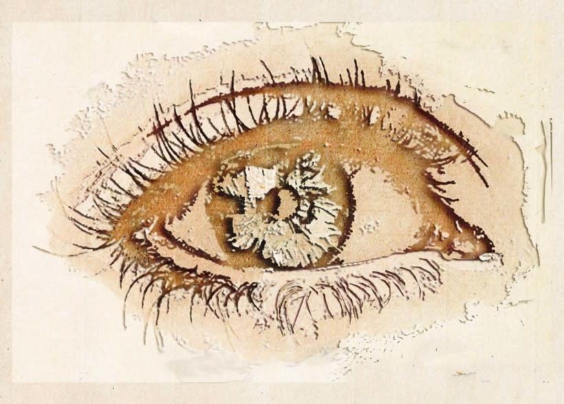 La mirada es la transparencia de uno mismo (personal) 2