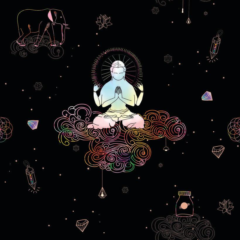Buda cósmico #FlashCósmico 1