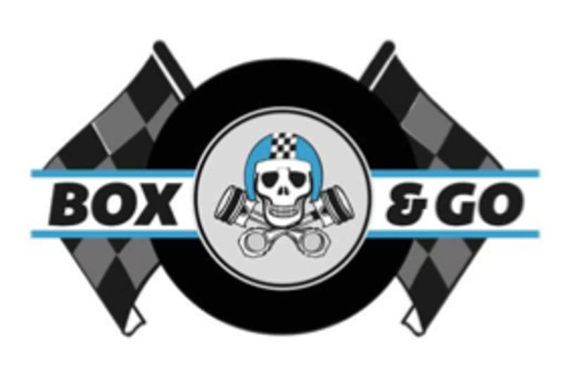 Logotipo - Box & Go -1