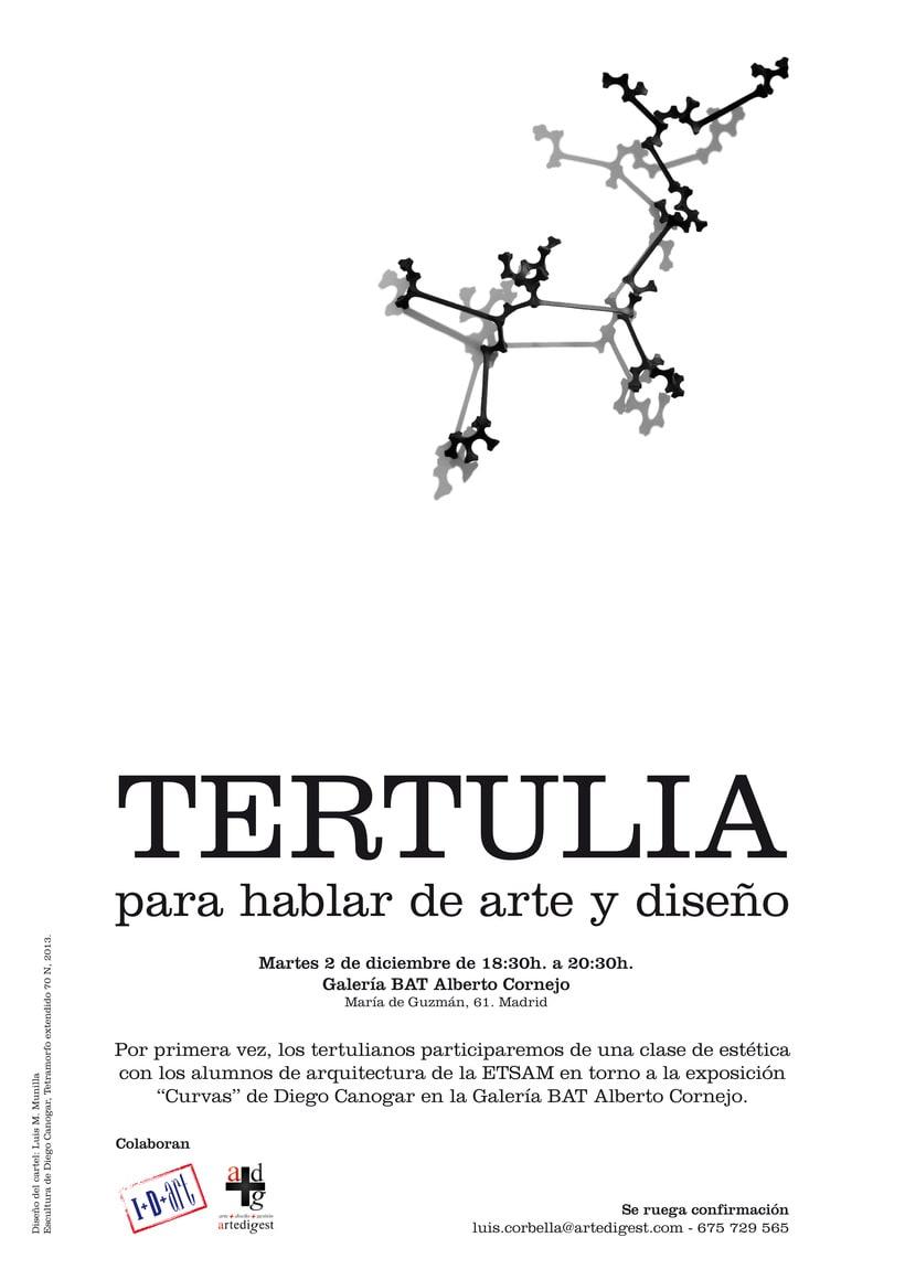 CARTELES DE TERTULIAS 2