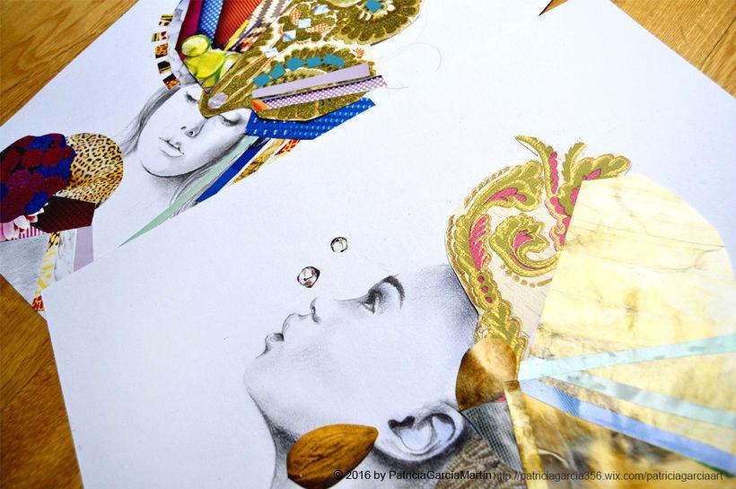 Retratos de papel 0