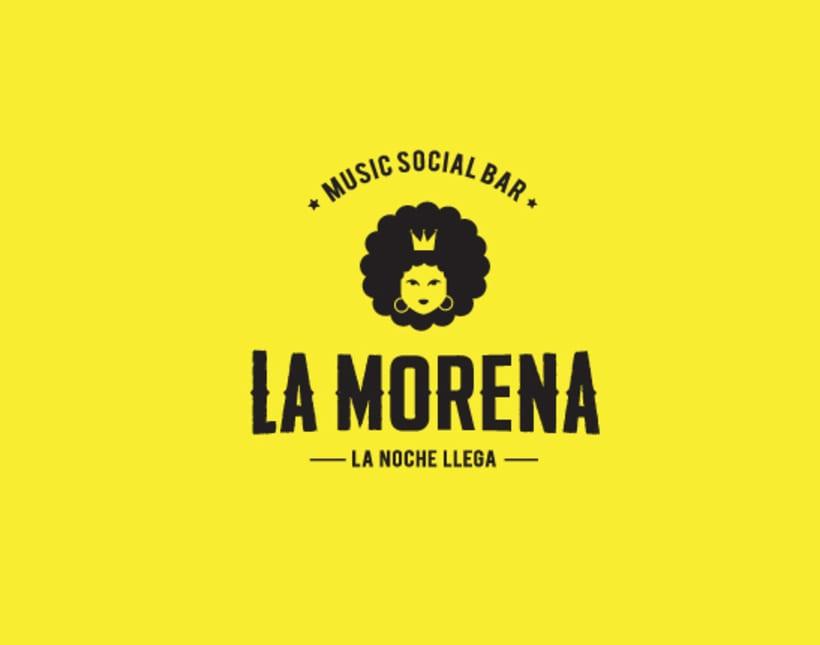 La Morena -1