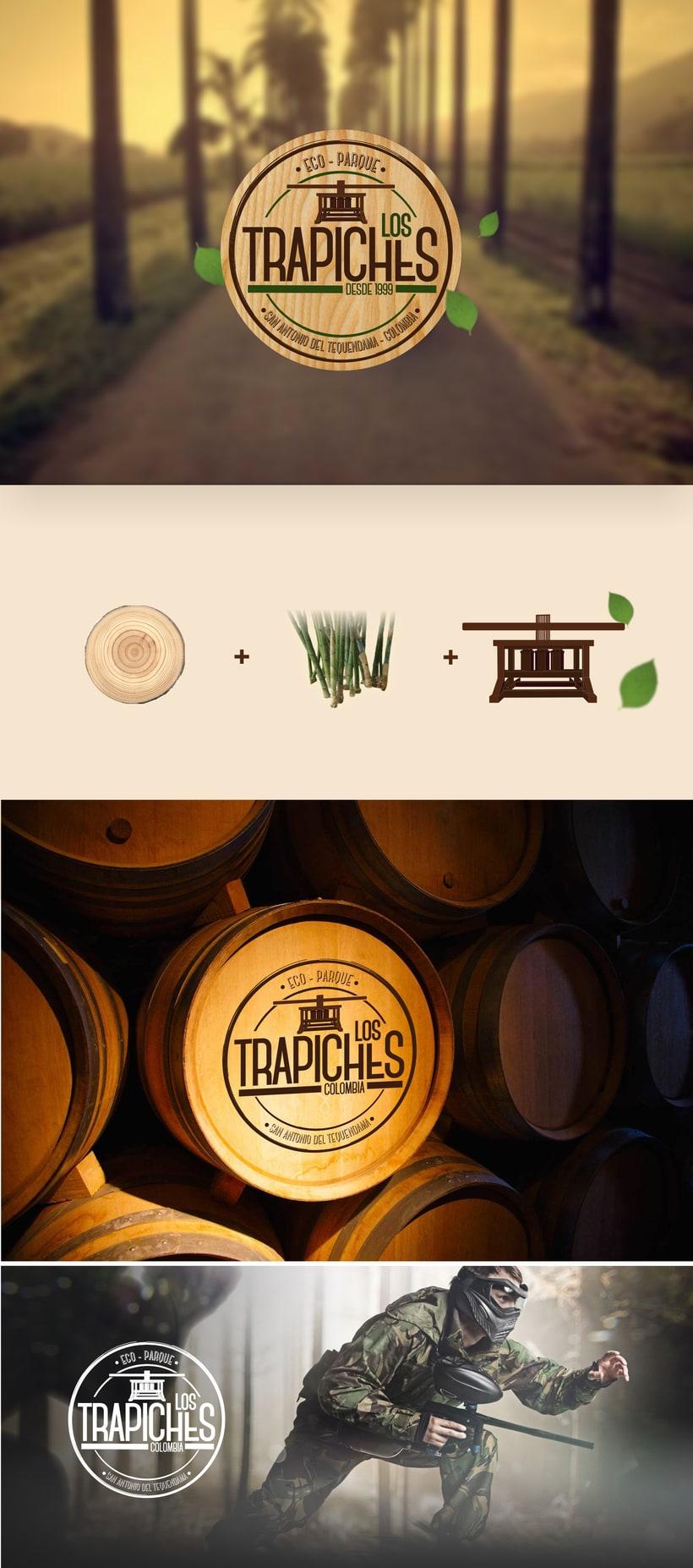 Logotipo. Ecoparque Los Trapiches -1