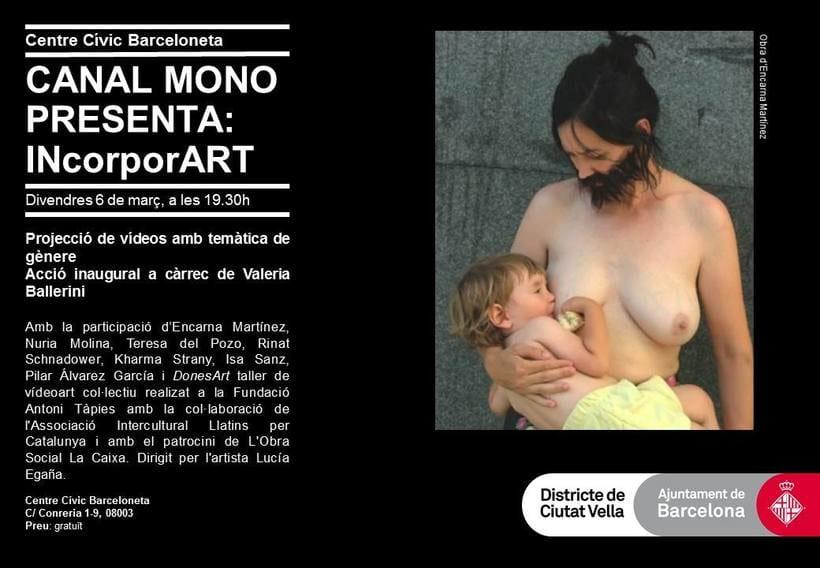 ART I DONA INcorporAR. ( EXposició col.lectiva Centre Cívic Barceloneta 8deMarç. Dona TReballadora. Mujeres DE ESAS. 2015) 6