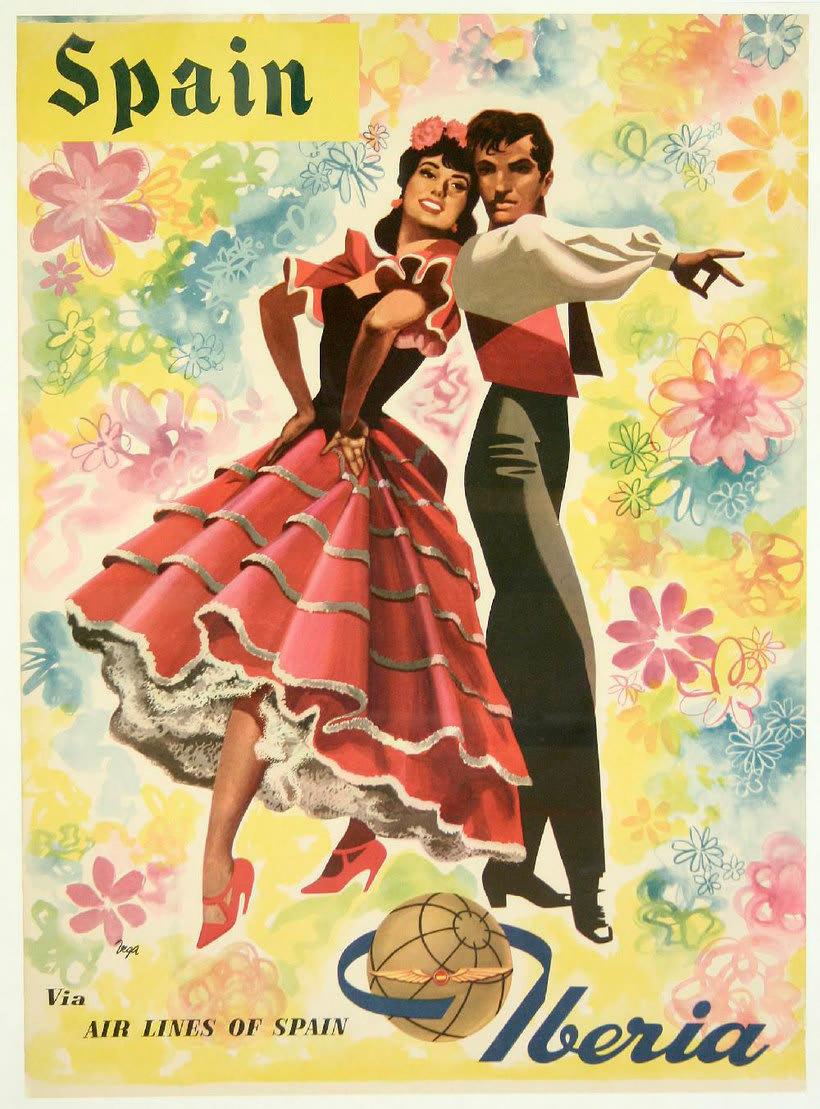 Cientos de carteles vintage para descargar e imprimir gratis 12