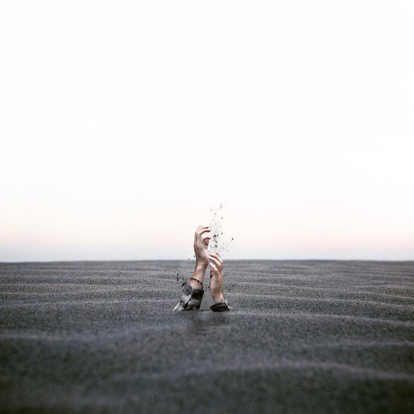 Karen Cantuq reinventa la naturaleza con sus collages fotorrealistas 12