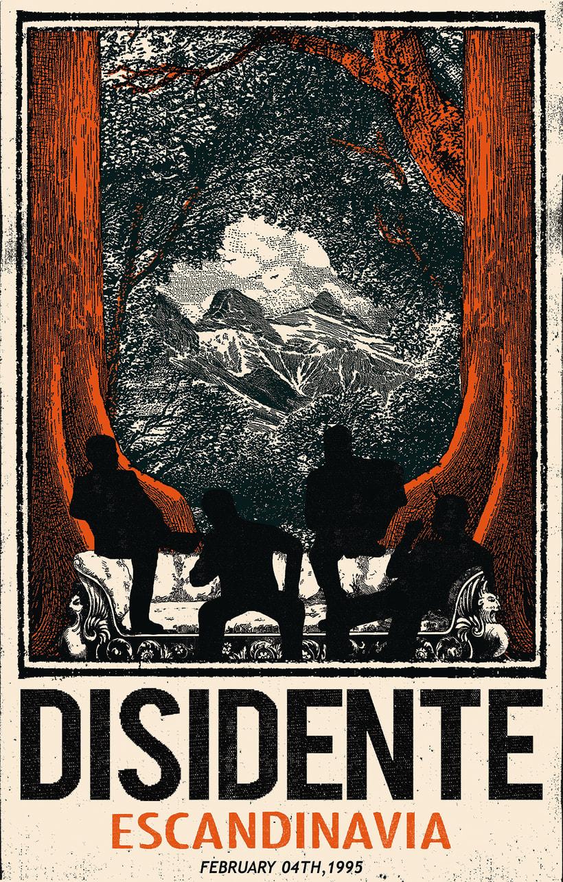 Cartelismo Ilustrado / Poster Disidente (Escandinavia) 0