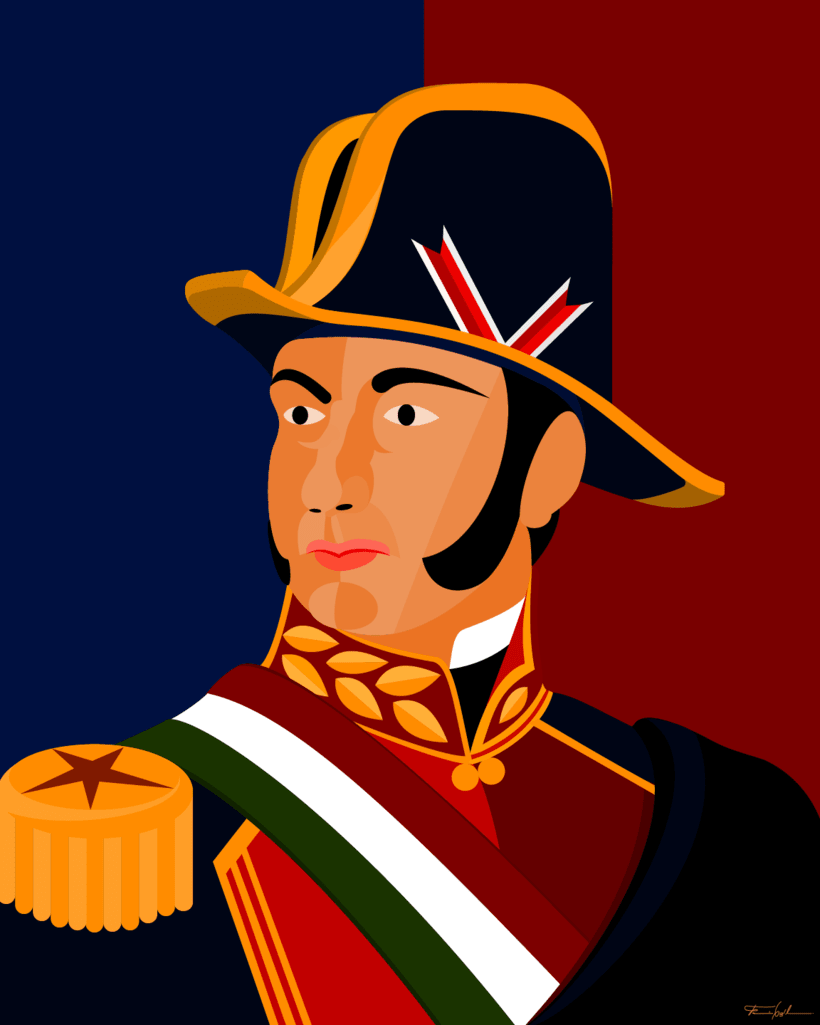 Heroes de la Patria Mexicanos 1