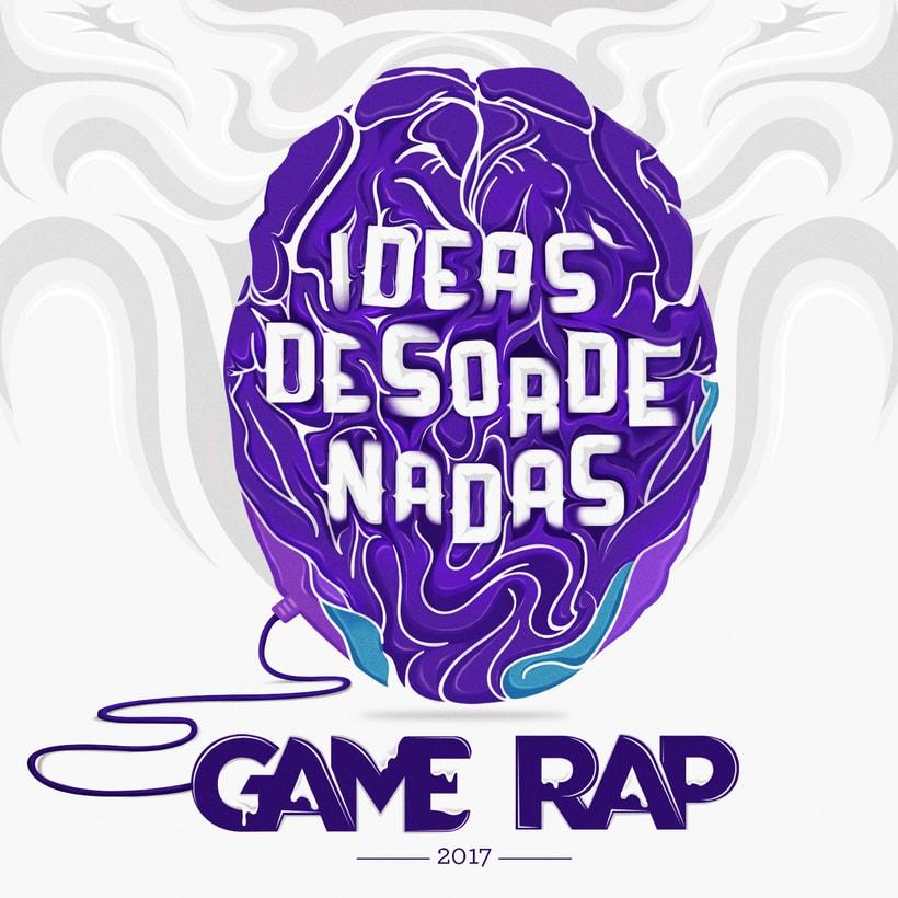 Cover CD Ideas Desordenadas. -1