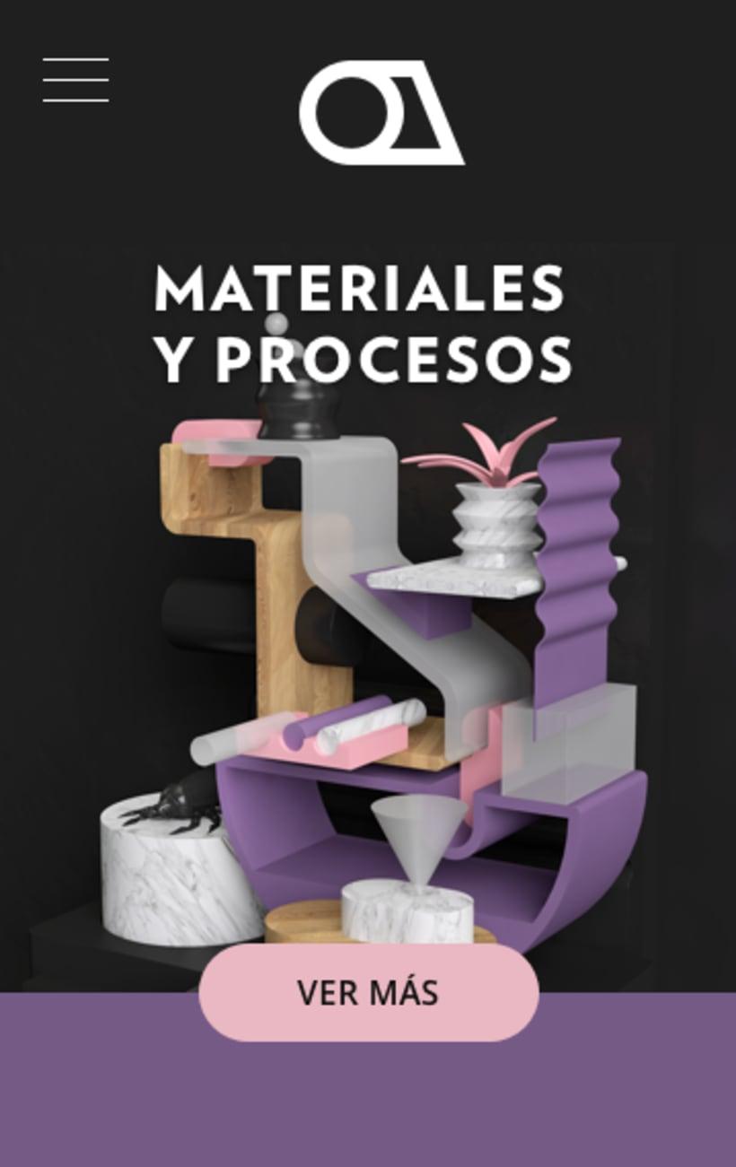 Mi Proyecto del curso: Visualizaciones en 3D con Cinema 4D, Illustrator y Photoshop 6