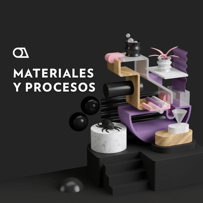 Mi Proyecto del curso: Visualizaciones en 3D con Cinema 4D, Illustrator y Photoshop 7