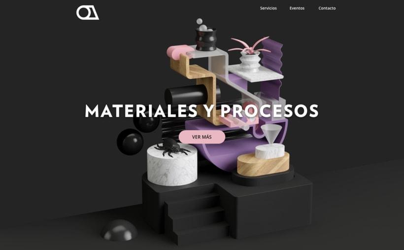 Mi Proyecto del curso: Visualizaciones en 3D con Cinema 4D, Illustrator y Photoshop 8