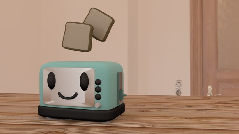 Toasty :v -1