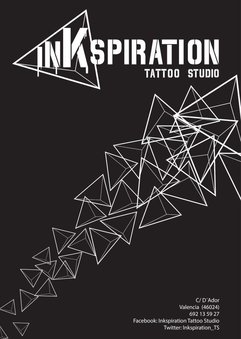 Inkspiration Tattoo Studio -1