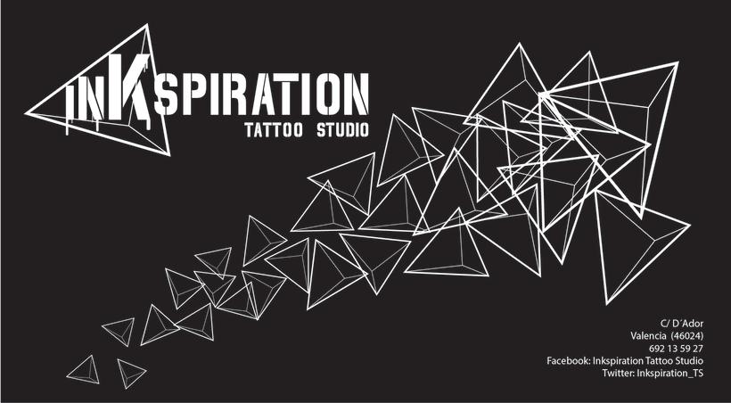 Inkspiration Tattoo Studio 2