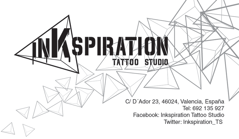 Inkspiration Tattoo Studio 3