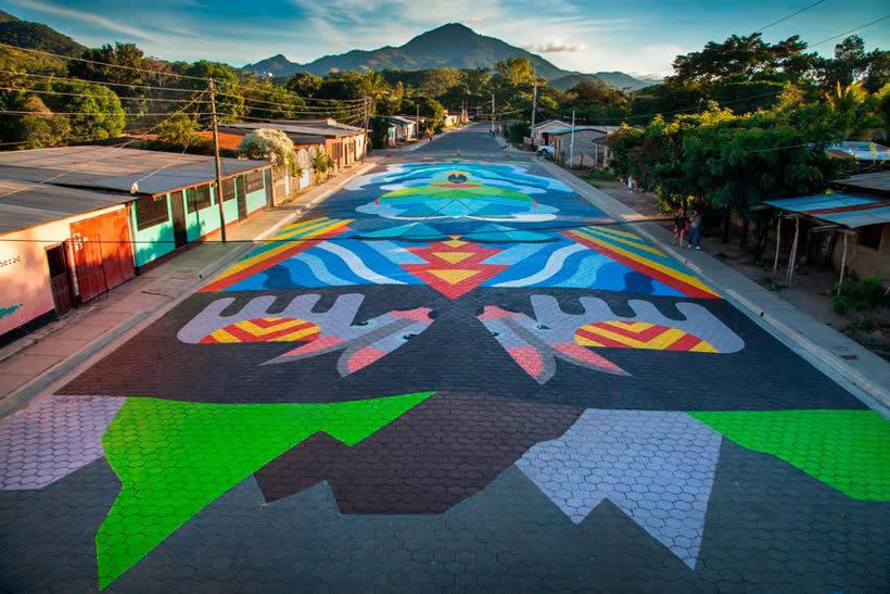 Boamistura: arte urbano en estado puro 1