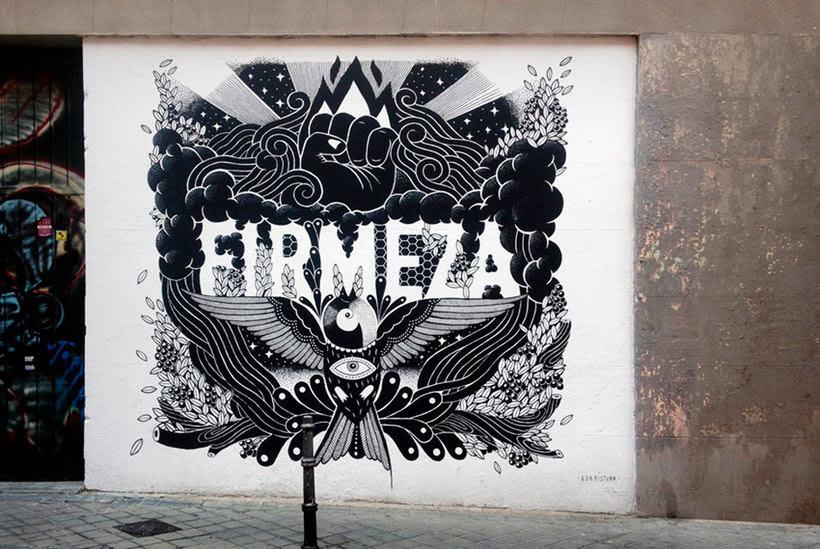 Boamistura: arte urbano en estado puro 6