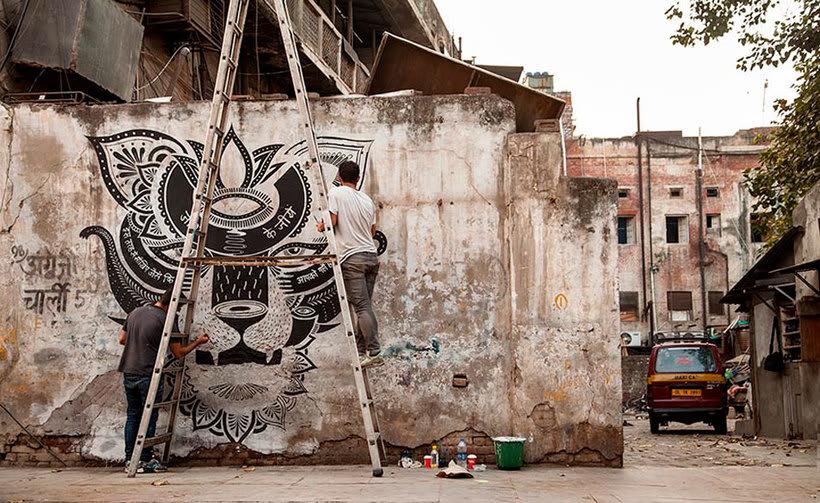Boamistura: arte urbano en estado puro 11