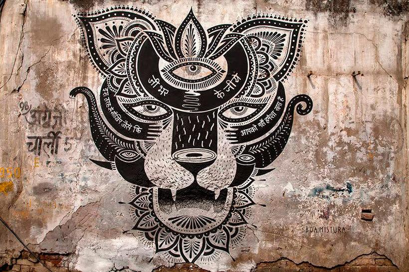Boamistura: arte urbano en estado puro 12