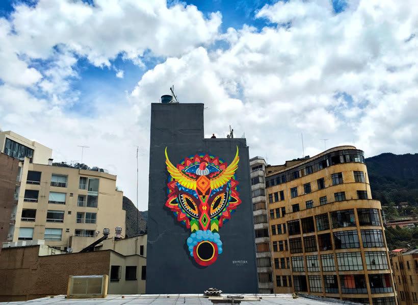 Boamistura: arte urbano en estado puro 23